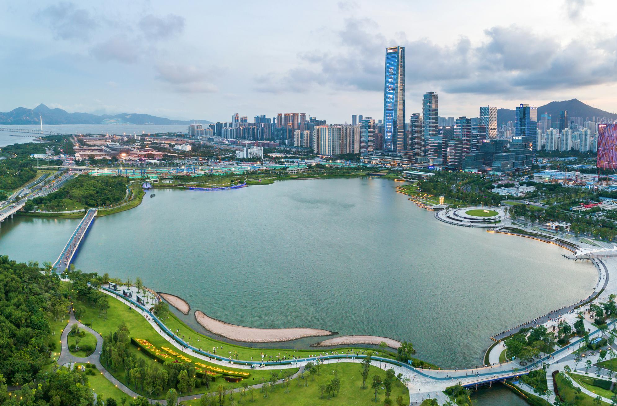 水质监测系统-水质监测管理系统-城基生态智慧公园