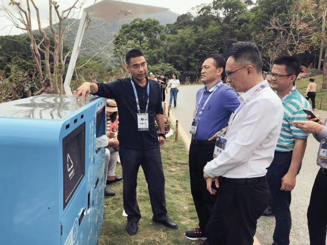 深圳智慧公园-深圳仙湖植物园-城基生态智慧公园-城基生态项目案例